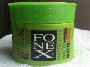 Fonex Hair Wax - Das beste Haarwachs für kurze Haare