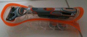 Gillette Fusion Power für perfekte Nassrasur