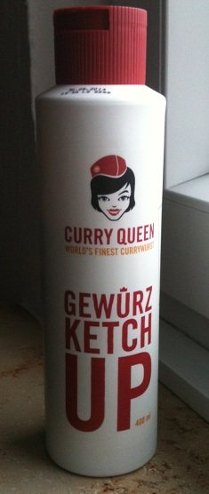 Curry Queen Ketchup
