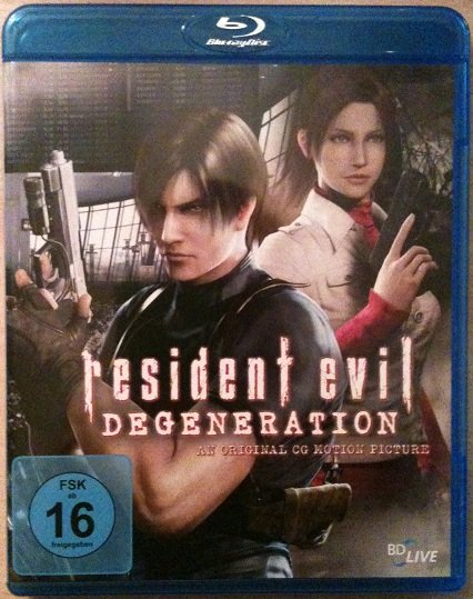 Review von Resident Evil: Degeneration