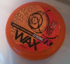 Fixegoiste Strong FX Wax