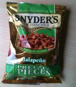 Snyder's of Hanover Jalapeno
