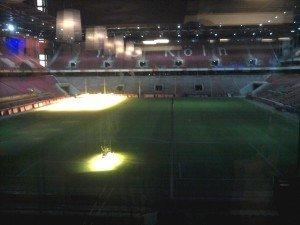 Stadion Treffer