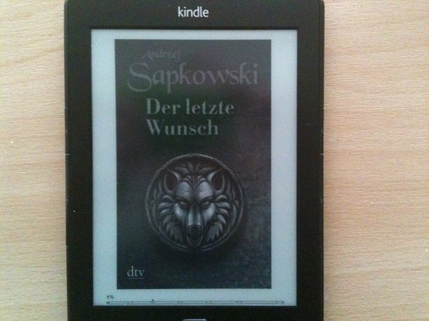 Witcher Buch Reihenfolge