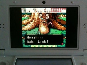 Zelda: Oracle of Seasons Maku Baum