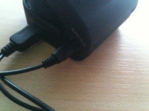 Mini-Lautsprecher mit Buddy Plug