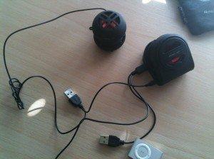 Raikko XS und XL mit Buddy Plug