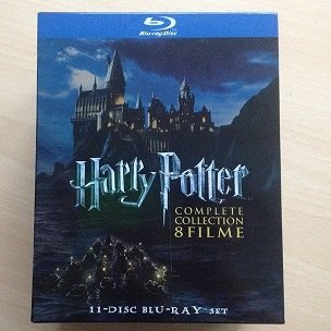 Harry Potter 1-7.2 - Kurz-Reviews